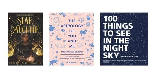 Reading Challenge 2021: Take you to the stars