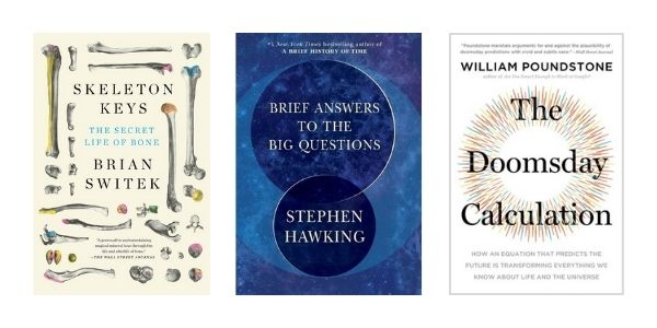 Reading Challenge 2021: Science
