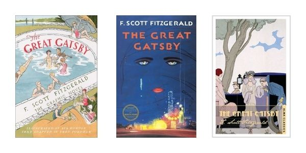 Reading Challenge 2021: The Great Gatsby