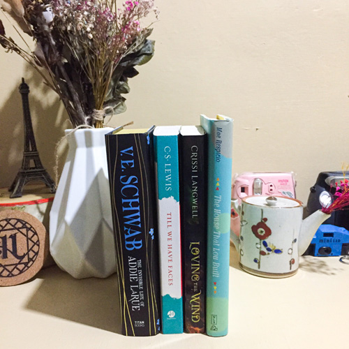 Lhezca's To-Be-Read Pile