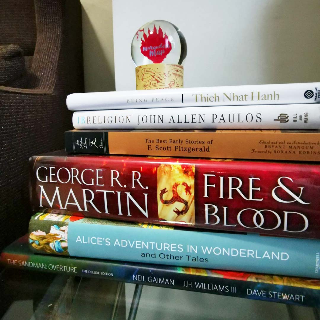 Nicole's To-Be-Read Pile