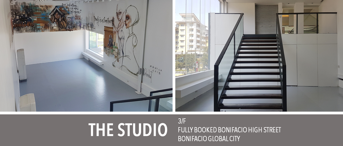 Fully Booked The Studio