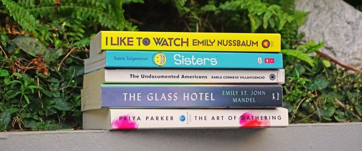 Recommended Reads by Ilia